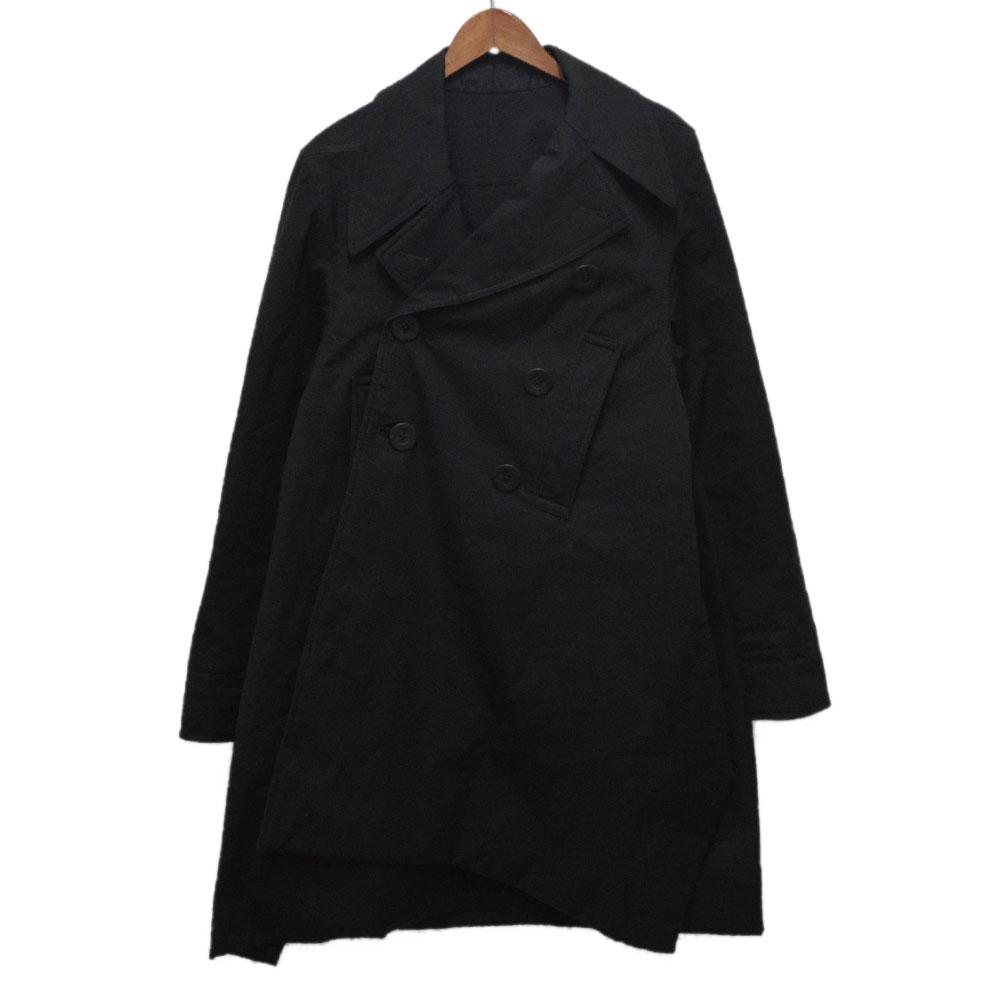 RR15F7904-TE ロング丈Pコート ジャケット