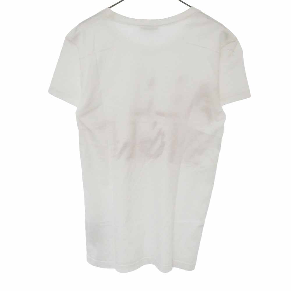 ALL NIGHT WE PARTY プリント半袖Tシャツ