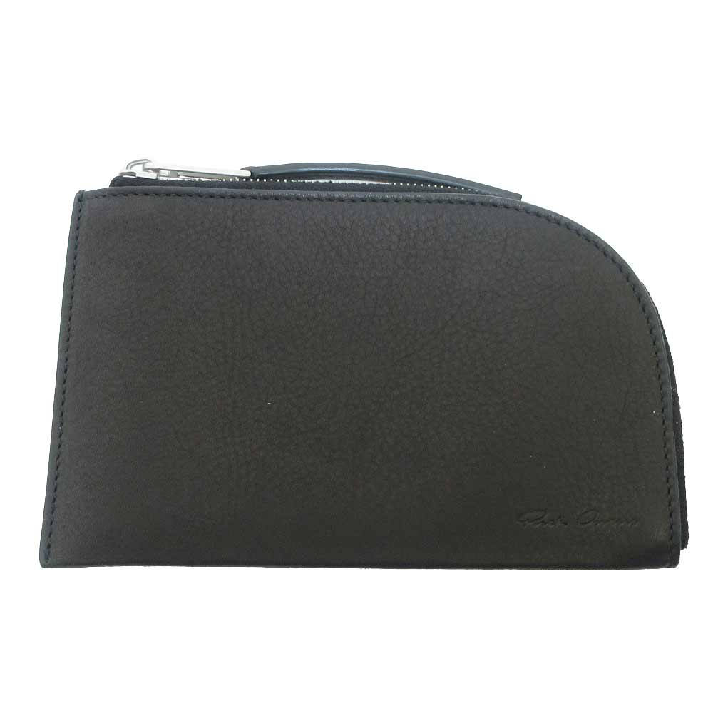 Small Zipped Pouch レザーポーチ
