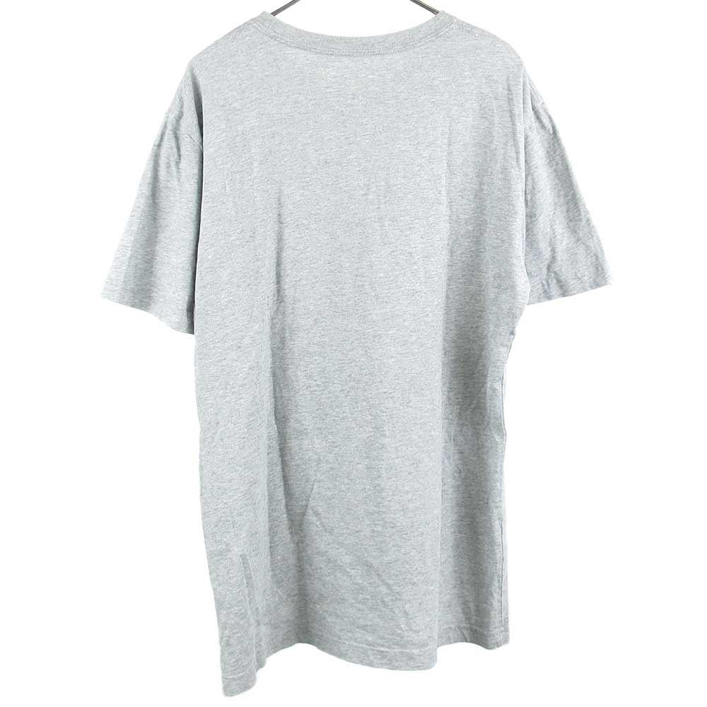 athletic dept. アスレチックデプト フロントプリント半袖Tシャツ