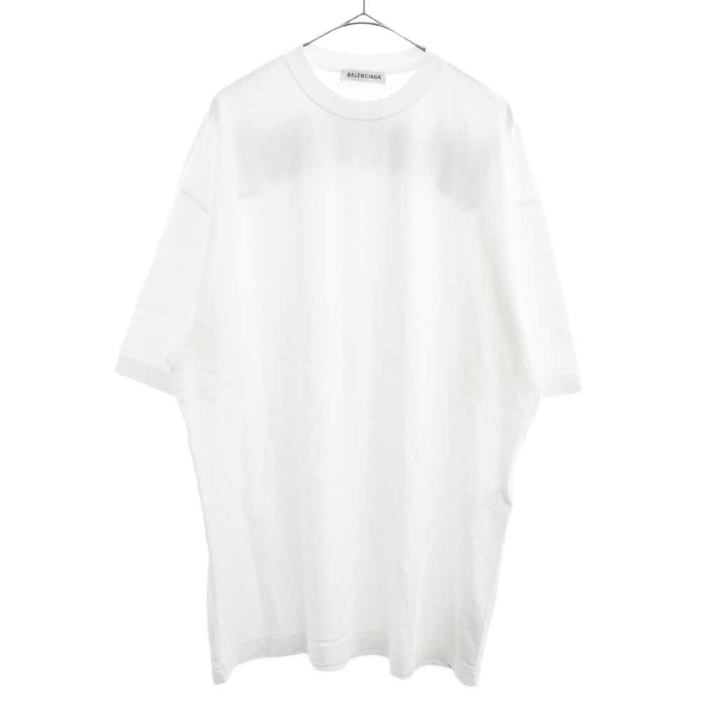 TATOO REGULAR FIT T-SHIRT 570805 TEV68 バックタトゥーエンブロイダリーTシャツ