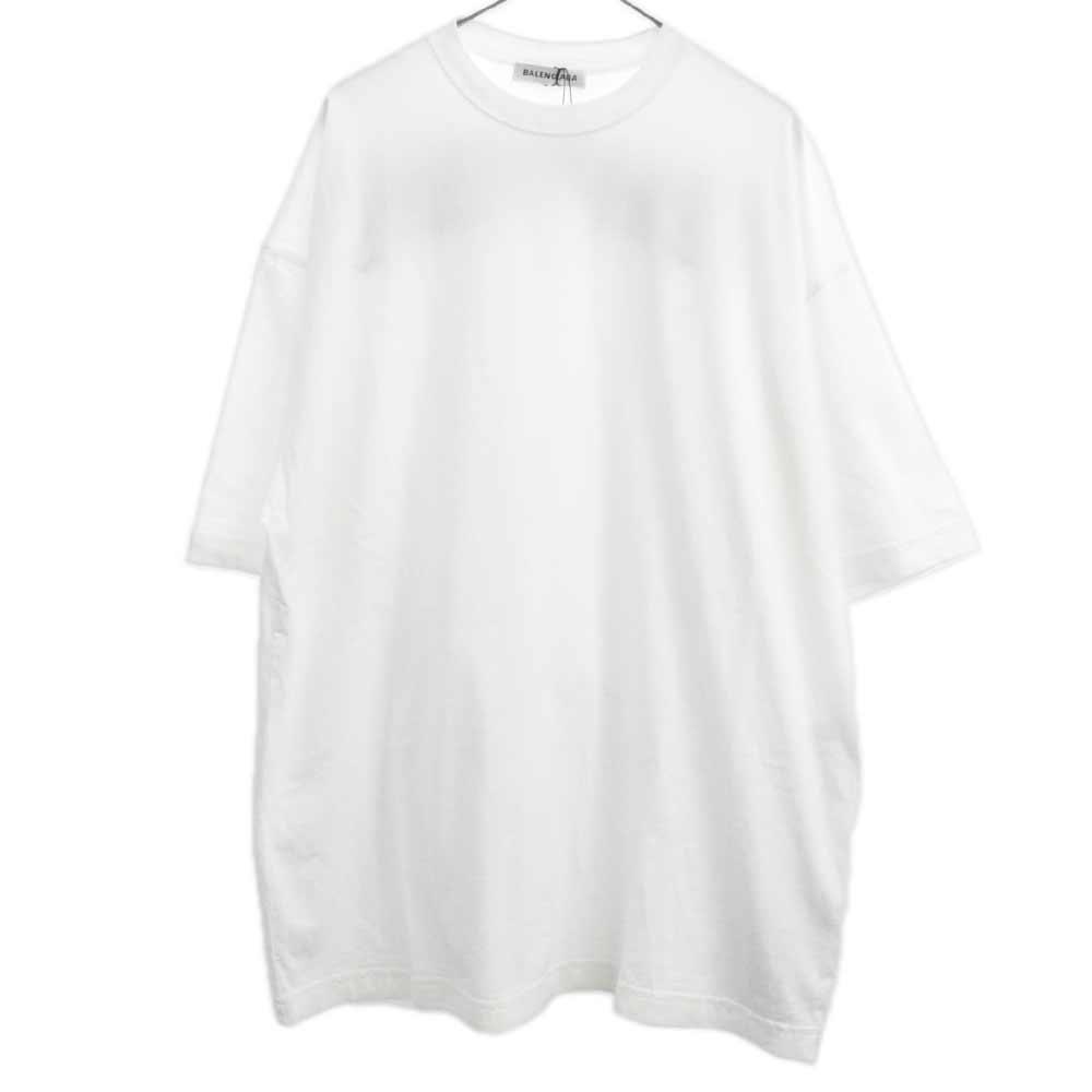 gothic logo バックロゴ刺繍半袖Tシャツ