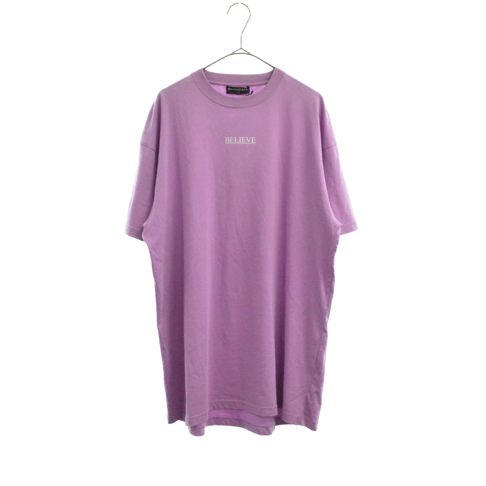 BELIEVE TEE オーバーサイズ ビリーブ Tシャツ