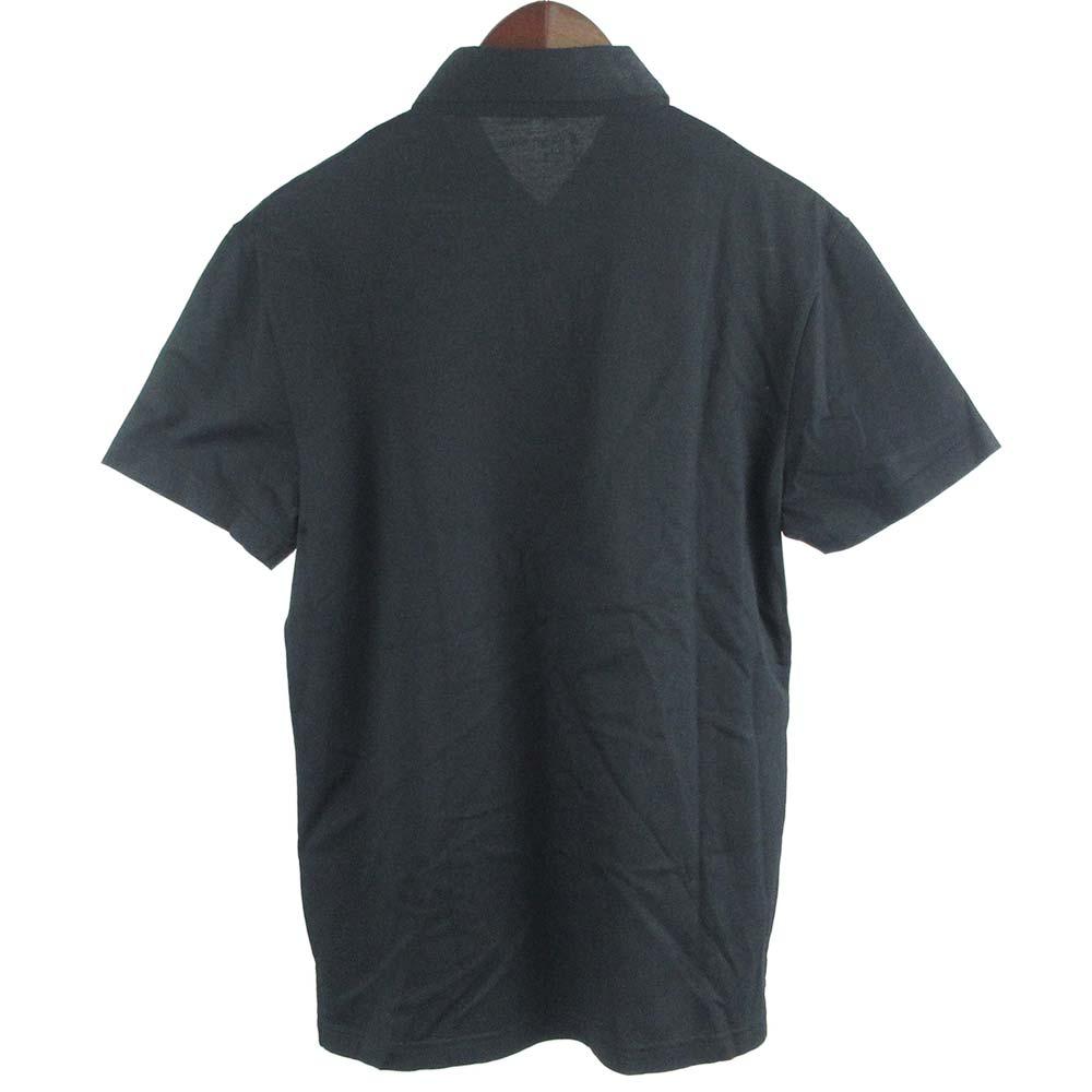 胸ワンポイントベーシック半袖ポロシャツ