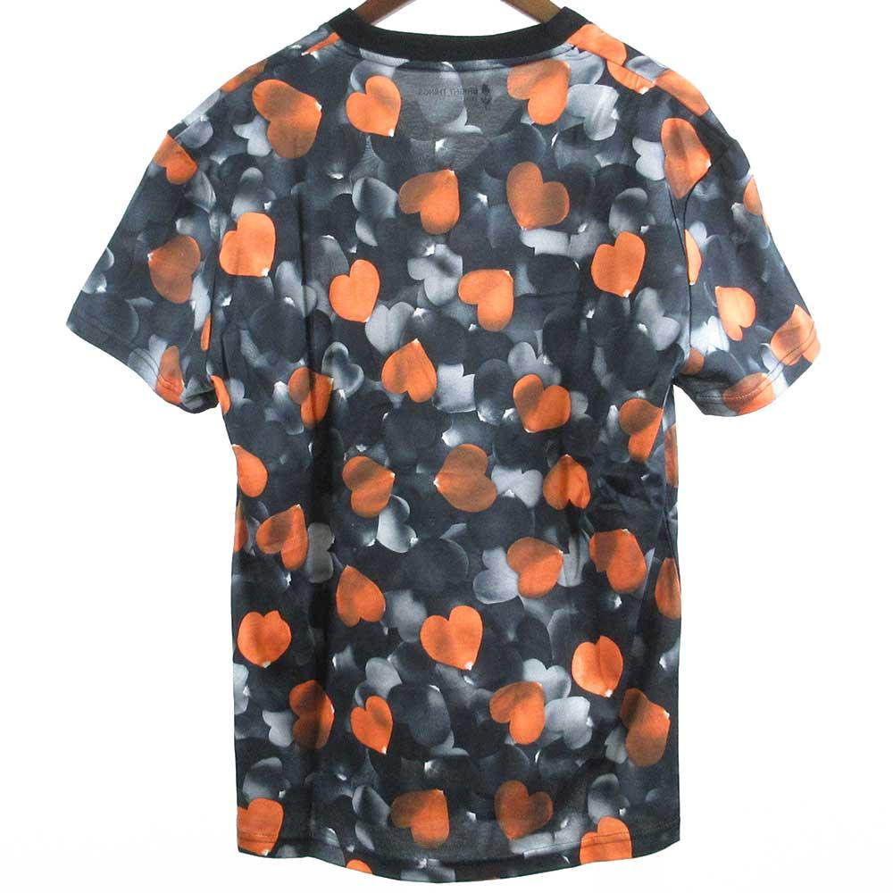 ROSE CAMO PRINT V-NECK T-SHIRT ローズカモ総柄Vネック半袖Tシャツ