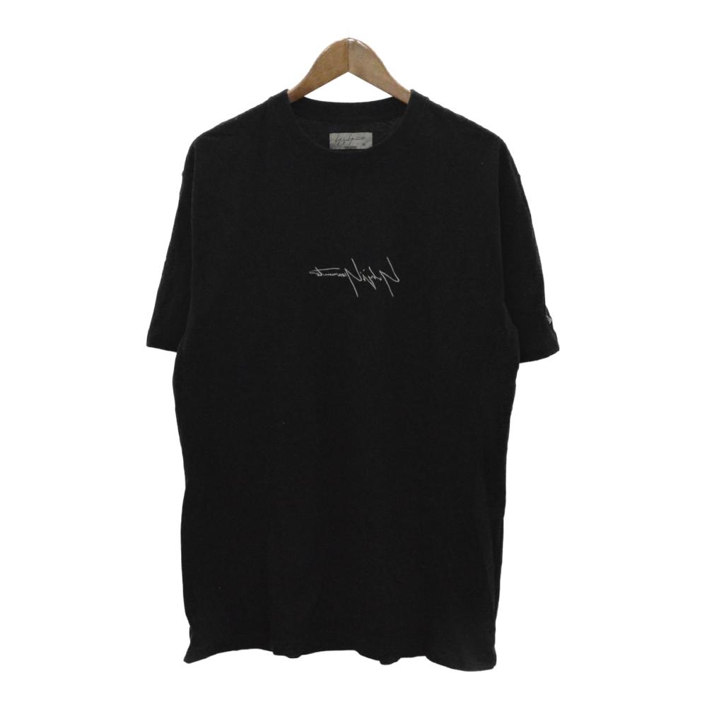 ×NEW ERA ロゴエンブロイダリー半袖Tシャツ