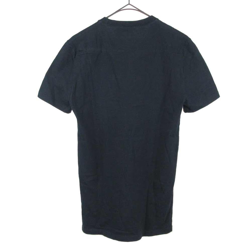 トロンプルイユプリントTシャツ ジレプリント