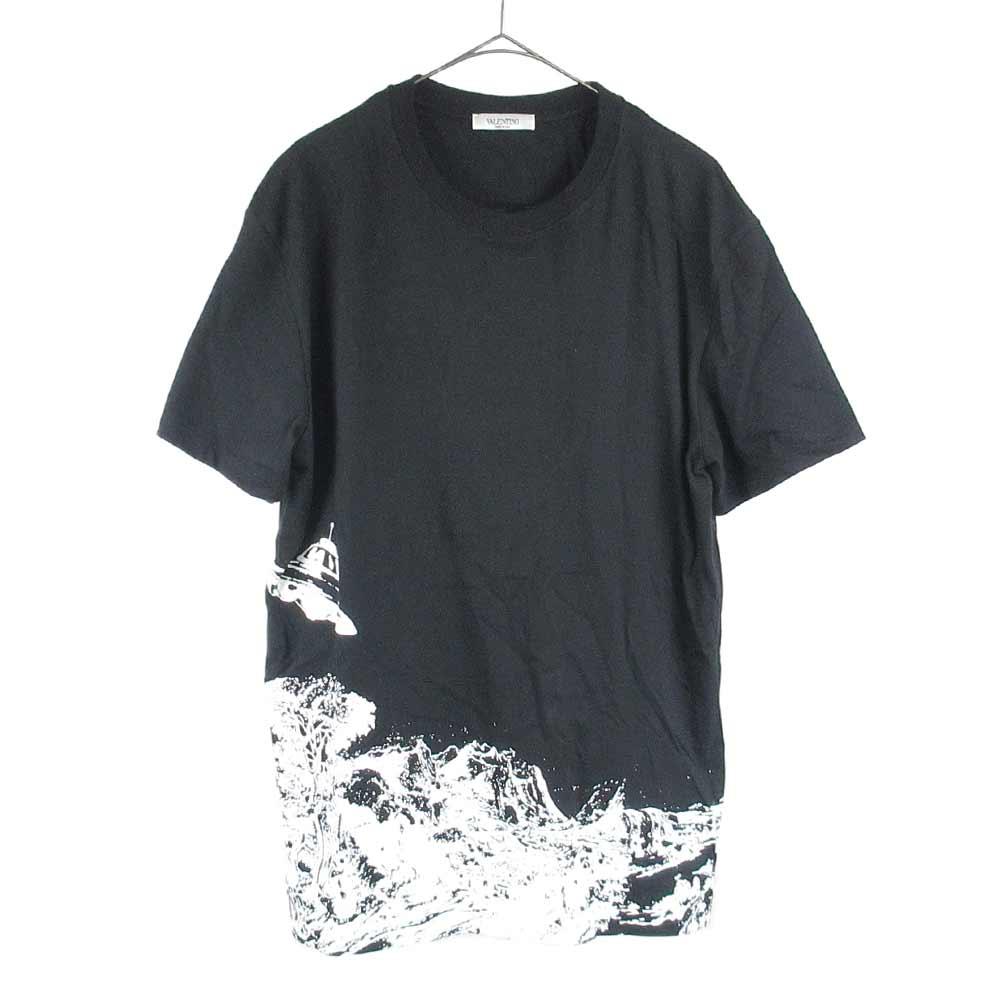 ×UNDERCOVER TIME TRAVELLER アンダーカバー タイムトラベルプリントTシャツ