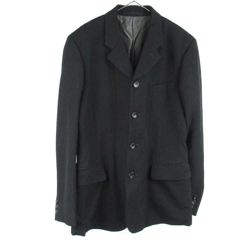 テーラードウールセットアップスーツ ジャケット パンツ