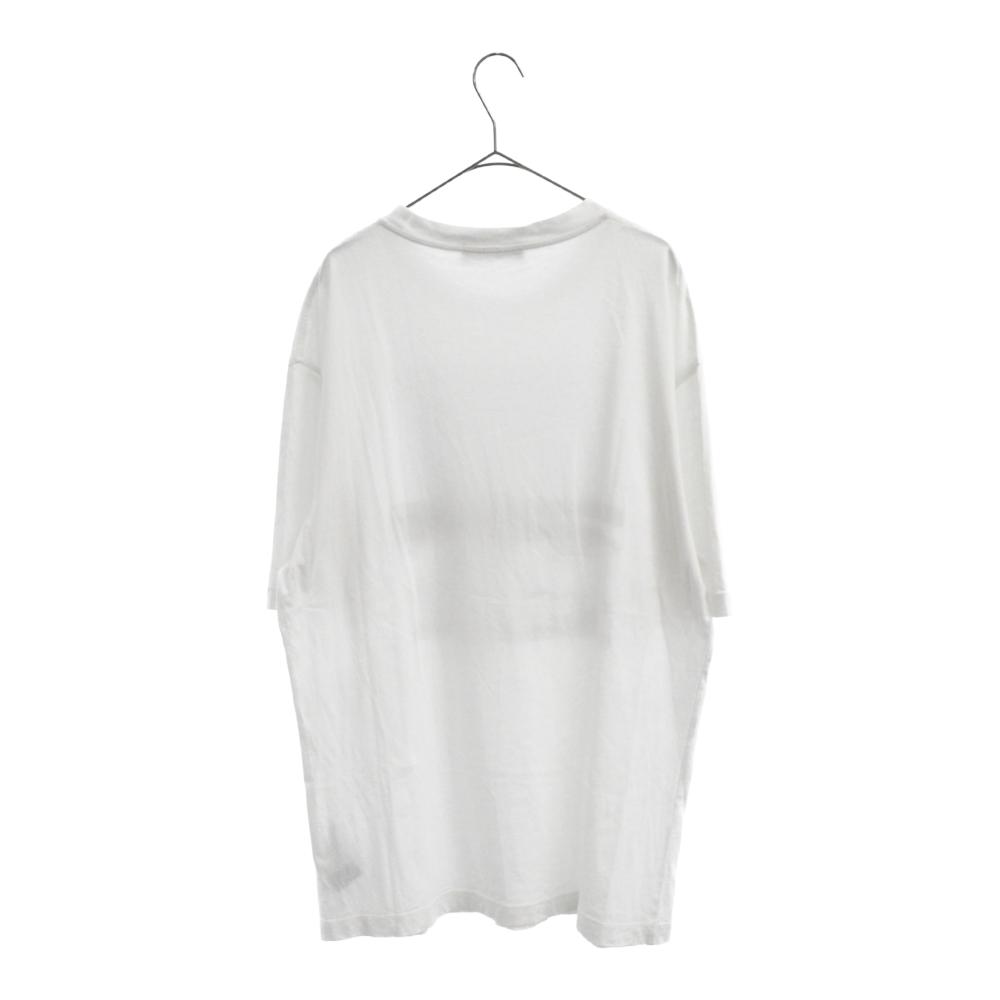 ×ROBERT MAPPLETHORPEロバートメイプルソーププリント半袖Tシャツ