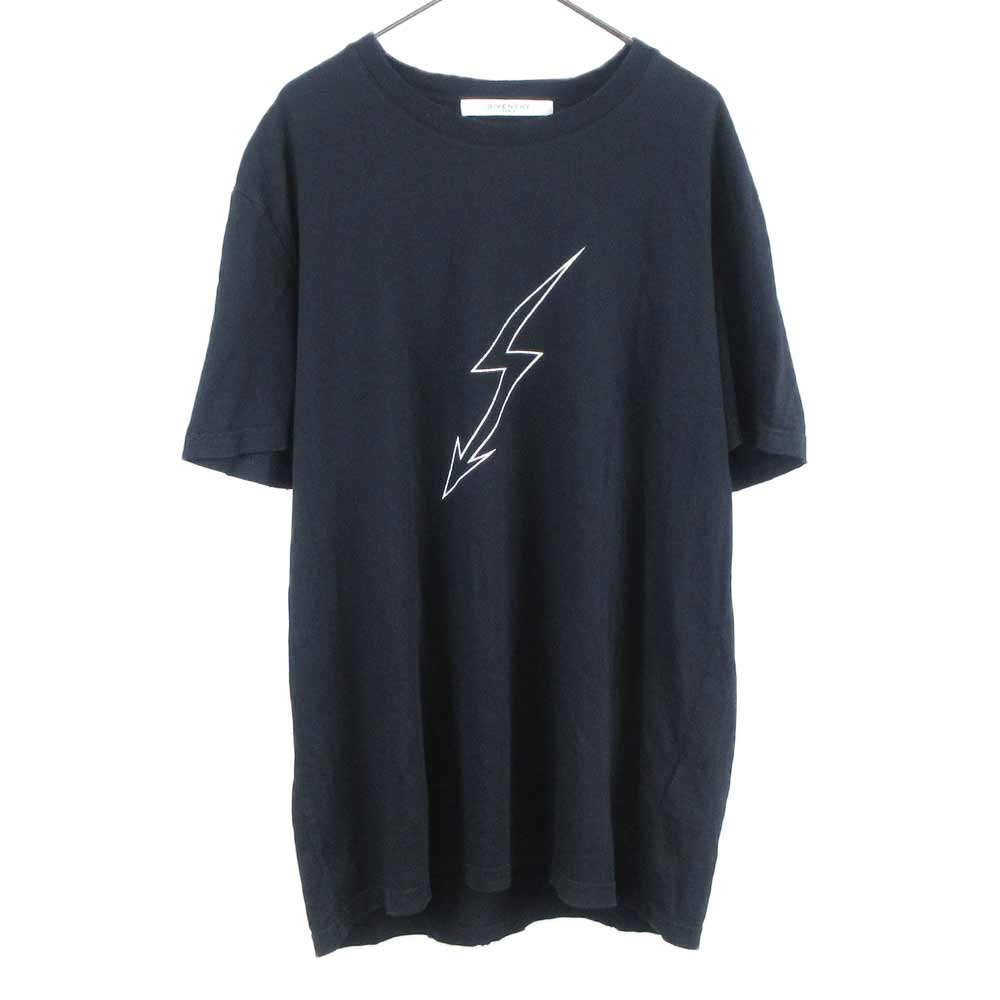 BLACK FADED WORLD TOUR TEE バックプリント Tシャツ カットソー 半袖