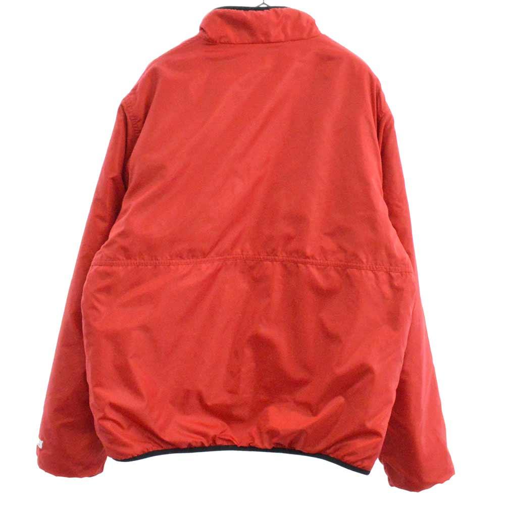 Reversible Logo Fleece Jacketリバーシブル ロゴ フリース ジャケットブルゾン