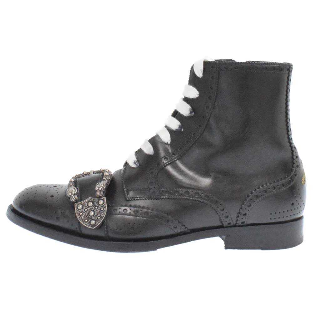 Queercore Brogue boot クィアコアブローグブーツ