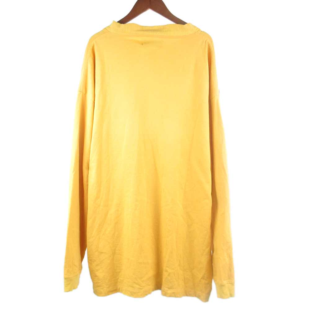 On Fairfax オンフェアファックス フロントプリント ロングスリーブ Tシャツ ロンT