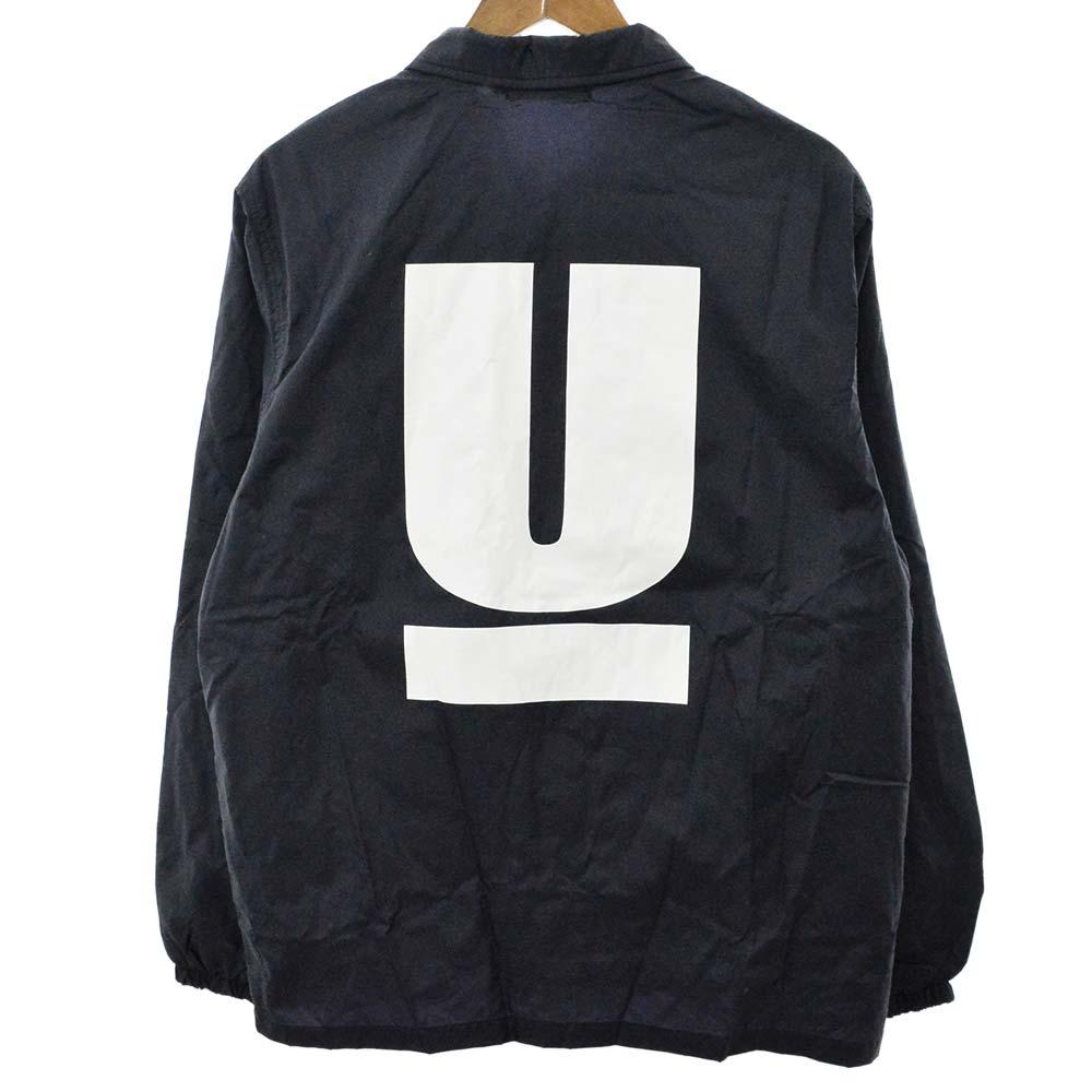UROGOCOACHJACKET バックUロゴプリントコーチジャケット