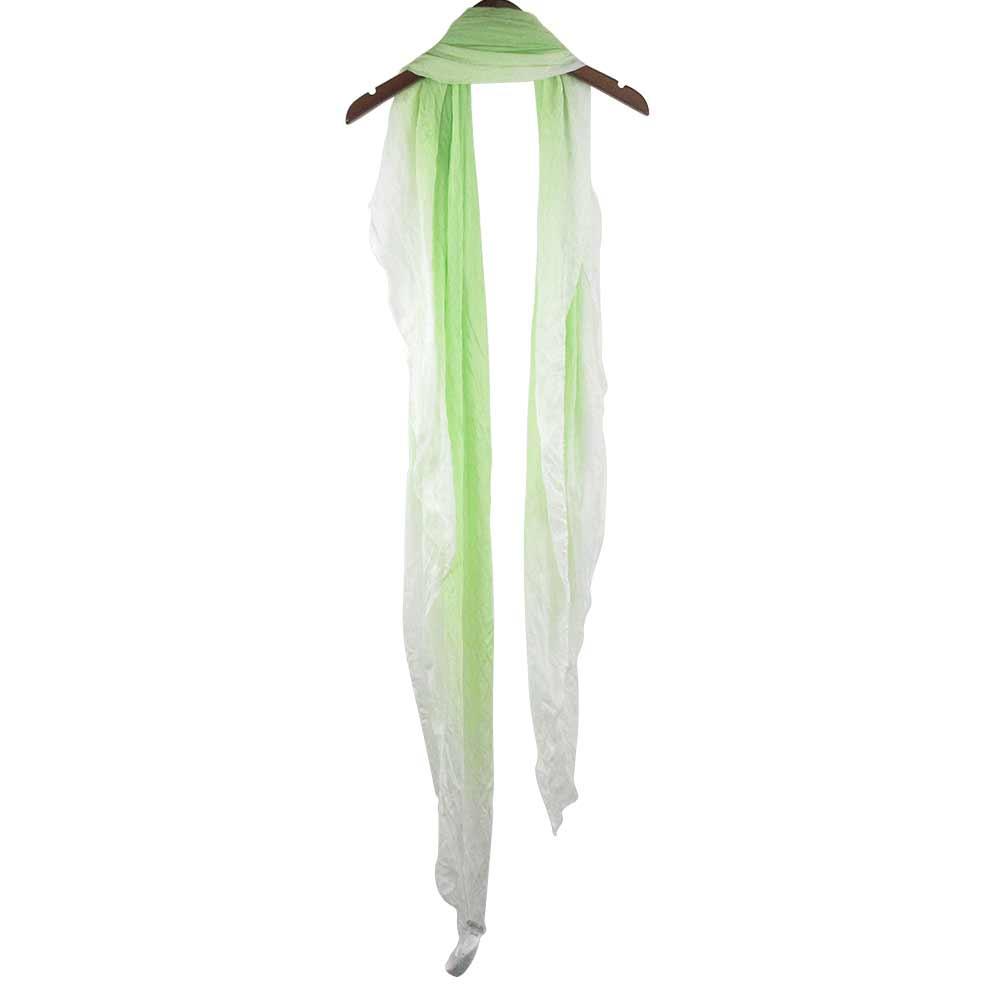 グラデ―ション大判スカーフ