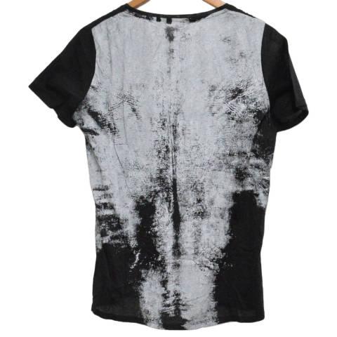 バックプリント半袖Tシャツ