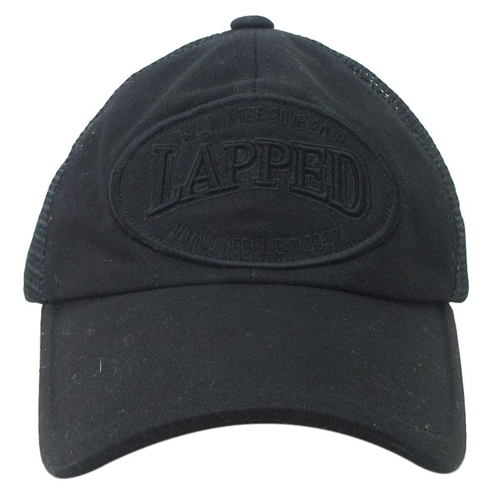 LAPPED ワッペン トラッカーキャップ