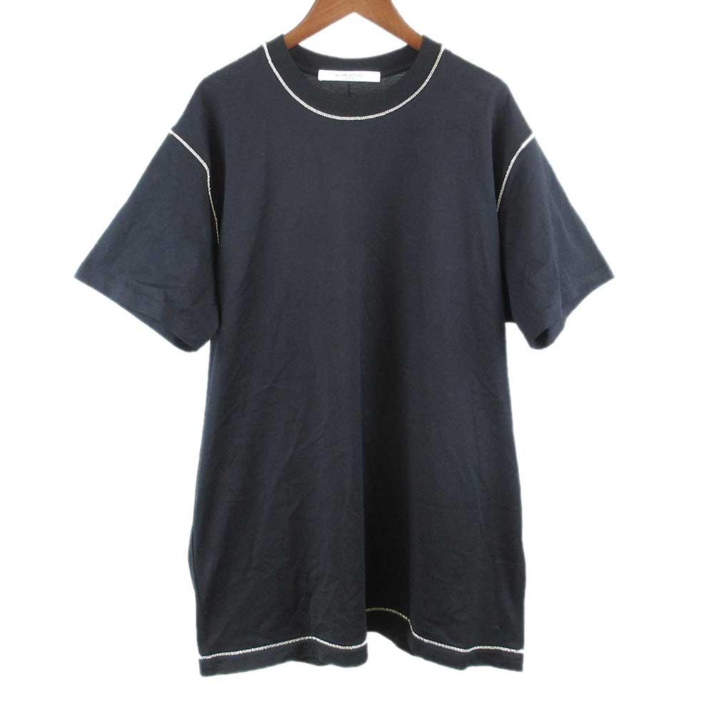 チェーンライン 半袖Tシャツ