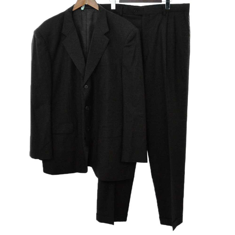3Bテーラードジャケット 2タックスラックスパンツ セットアップスーツ