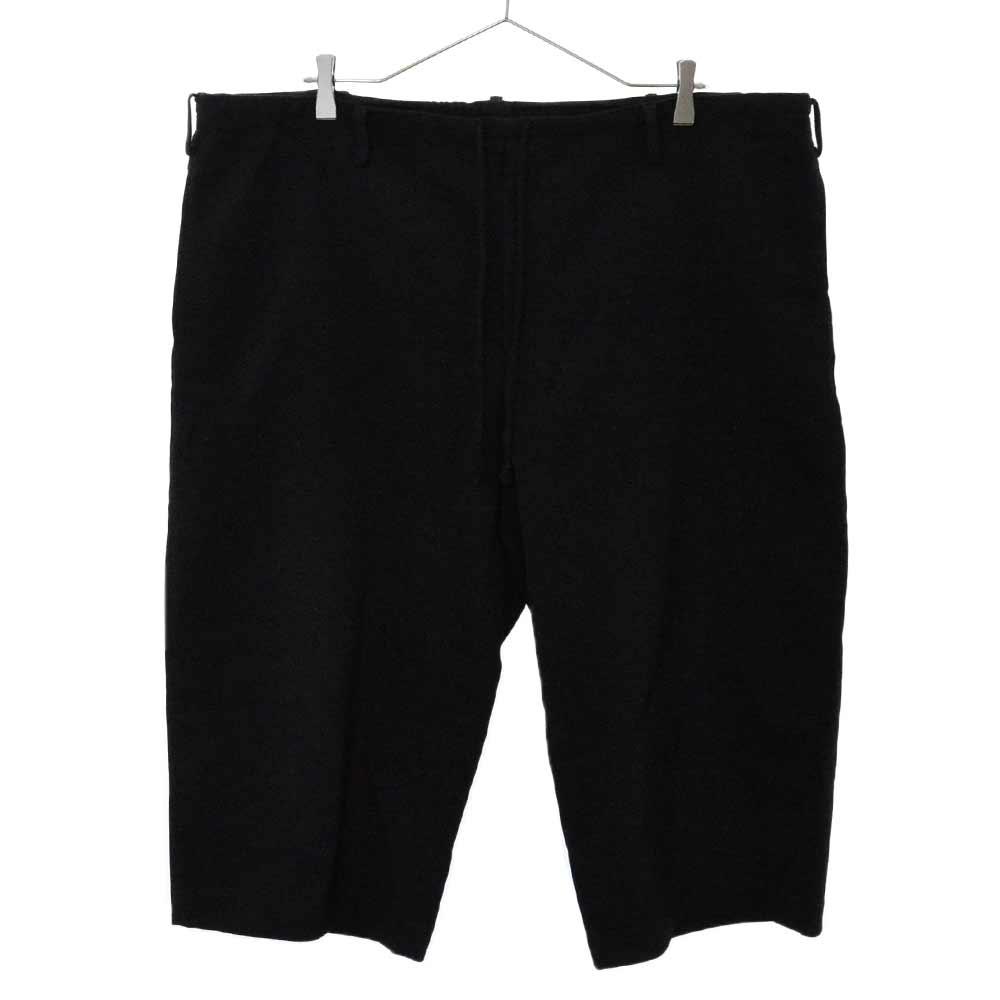 ウールウエストドローコードワイドパンツ 紐パンツ HJ-P32-109