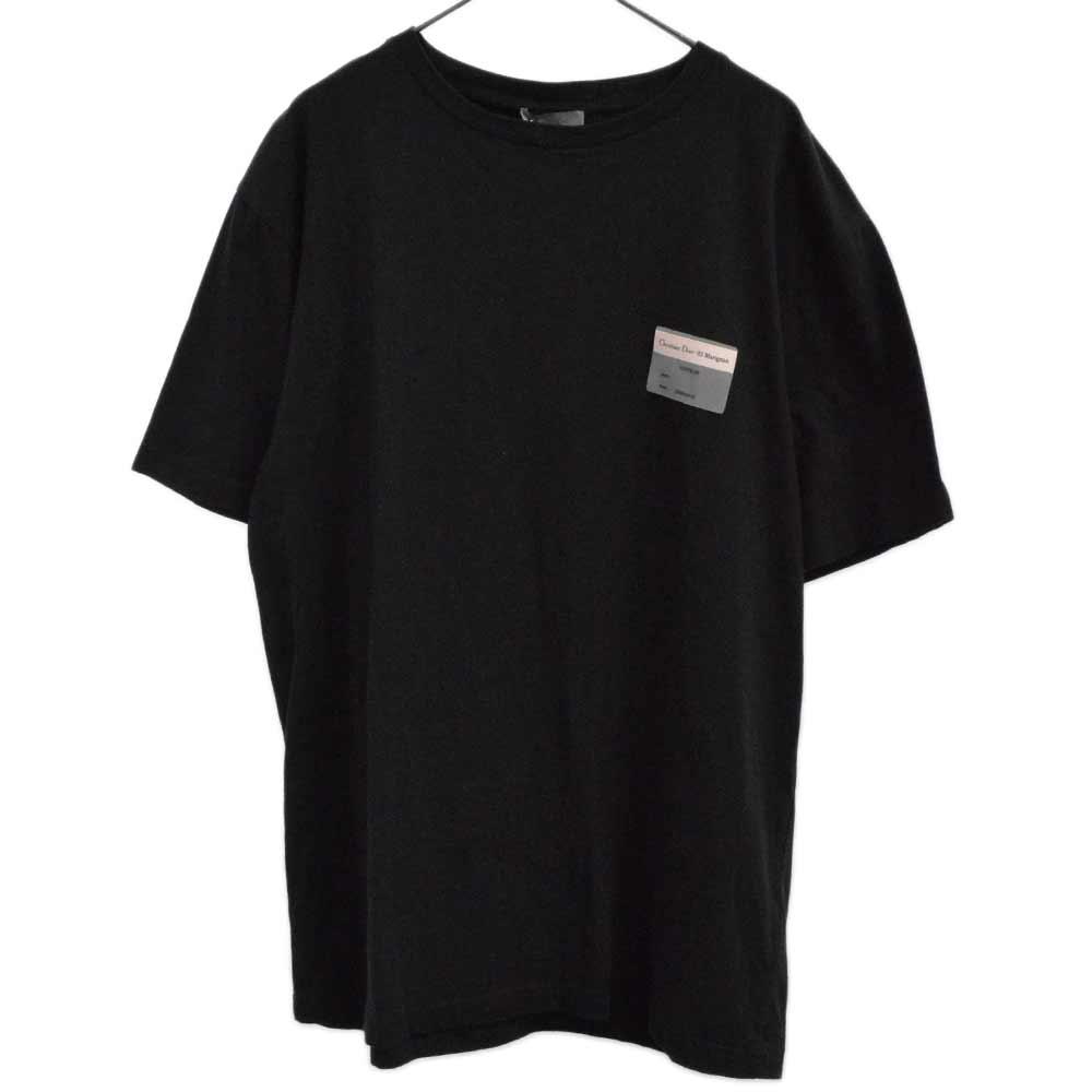 ビジターパッチ 半袖クルーネックTシャツ