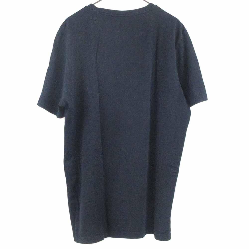 フロントエンブロイダリーロゴ半袖Tシャツ