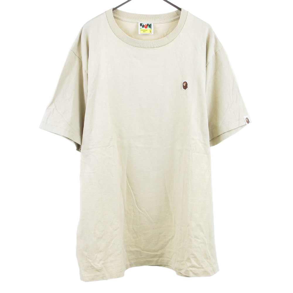 サルロゴワッペン 半袖Tシャツ