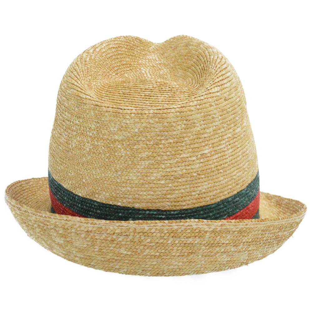 シェリーライン麦わら帽子 パナマハット