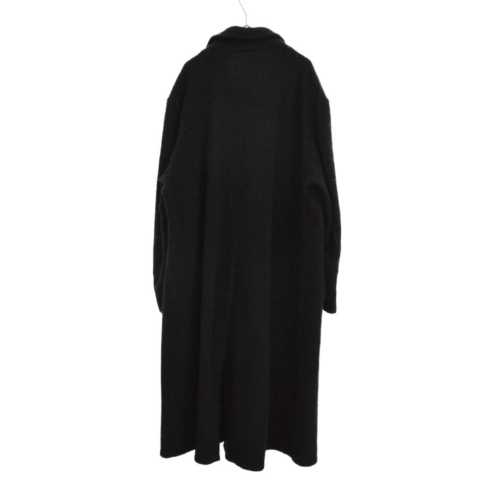 Plush Collar Pile Coat N-フラシ衿ジャージロングコート