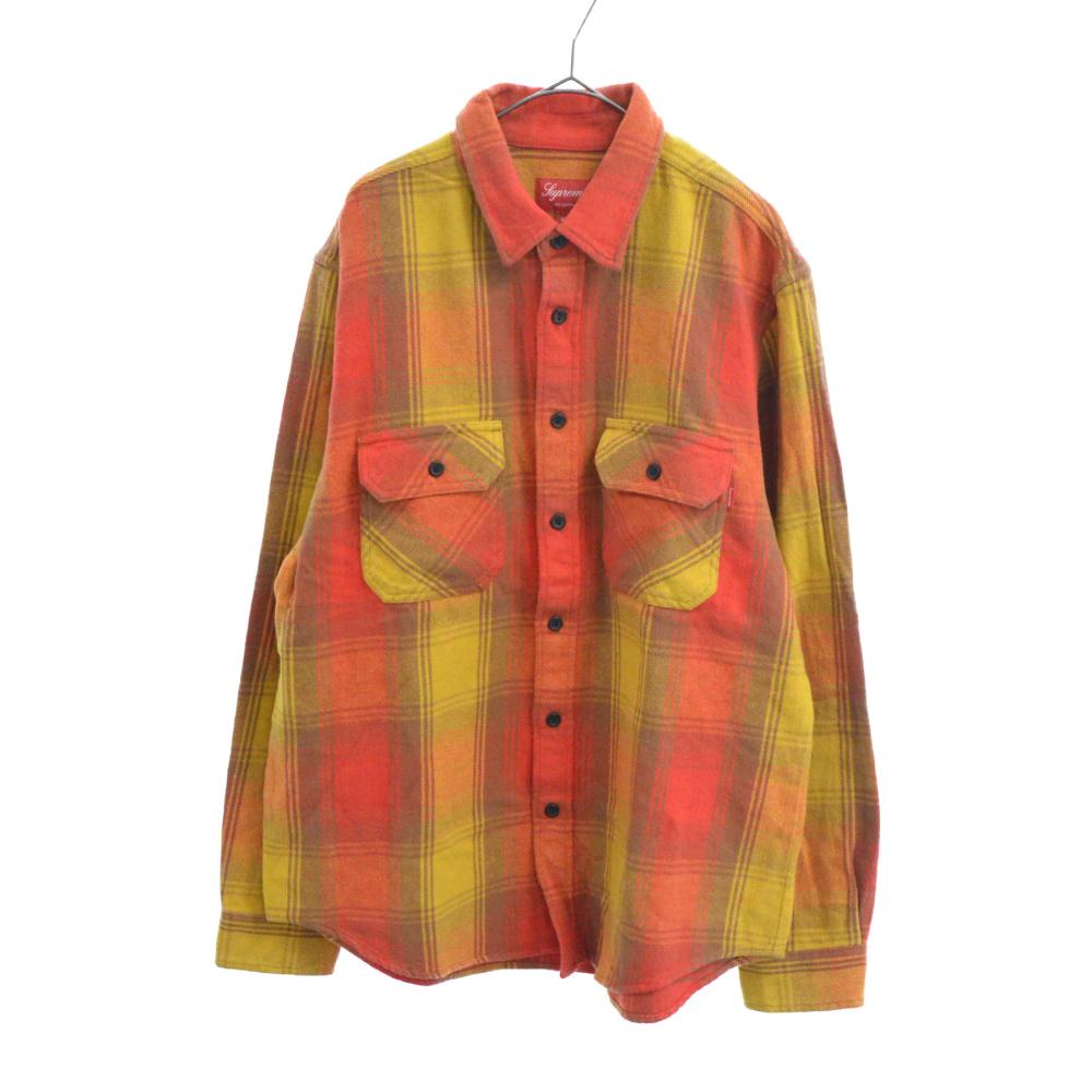 Heavyweight Flannel Shirtフランネルチェックシャツ