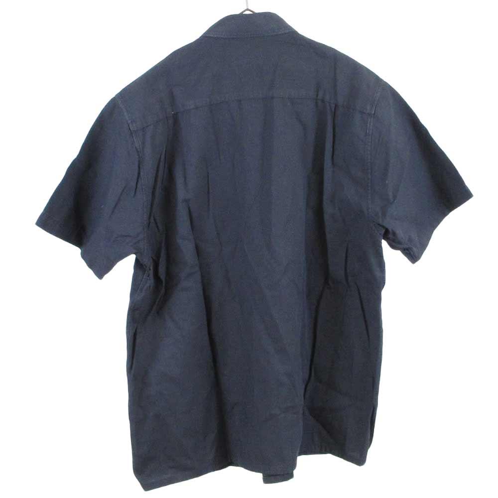ゴンズロゴポケット付き半袖シャツ