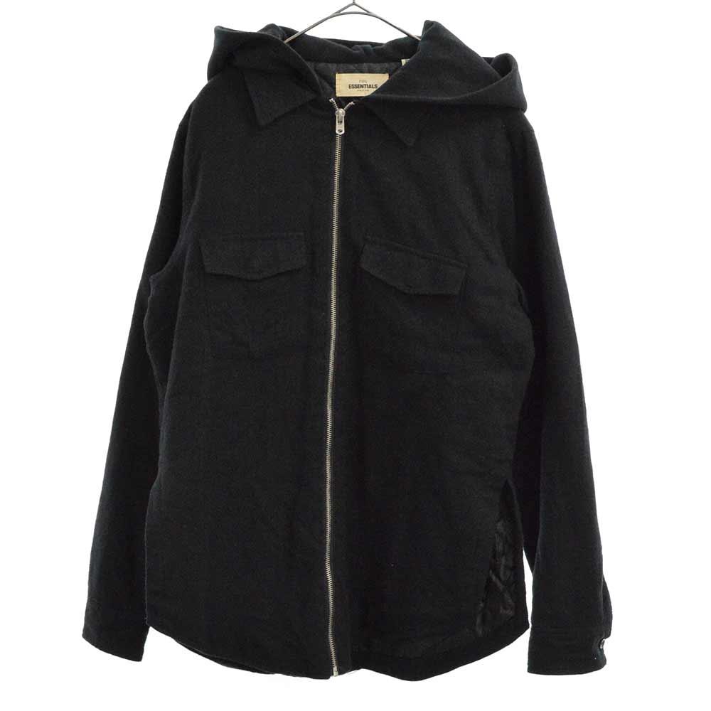 Hooded Zip Jacket フーデッド ジップ ジャケット パーカー
