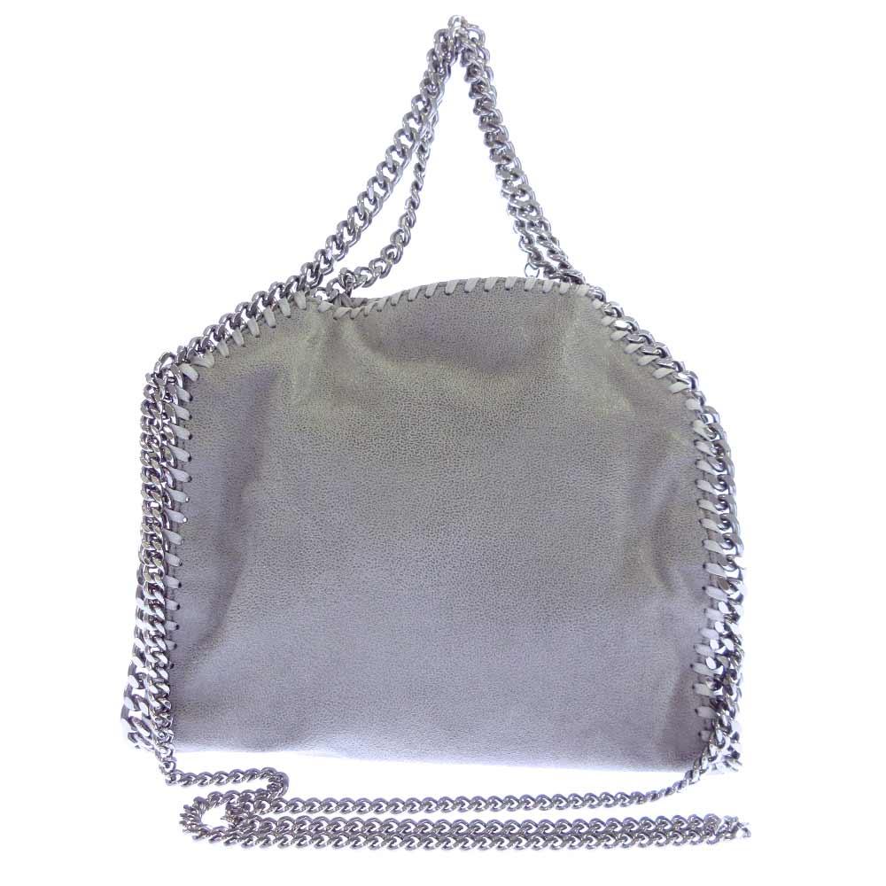 ファラベラ チェーンレザーハンドバッグ ショルダーバッグ