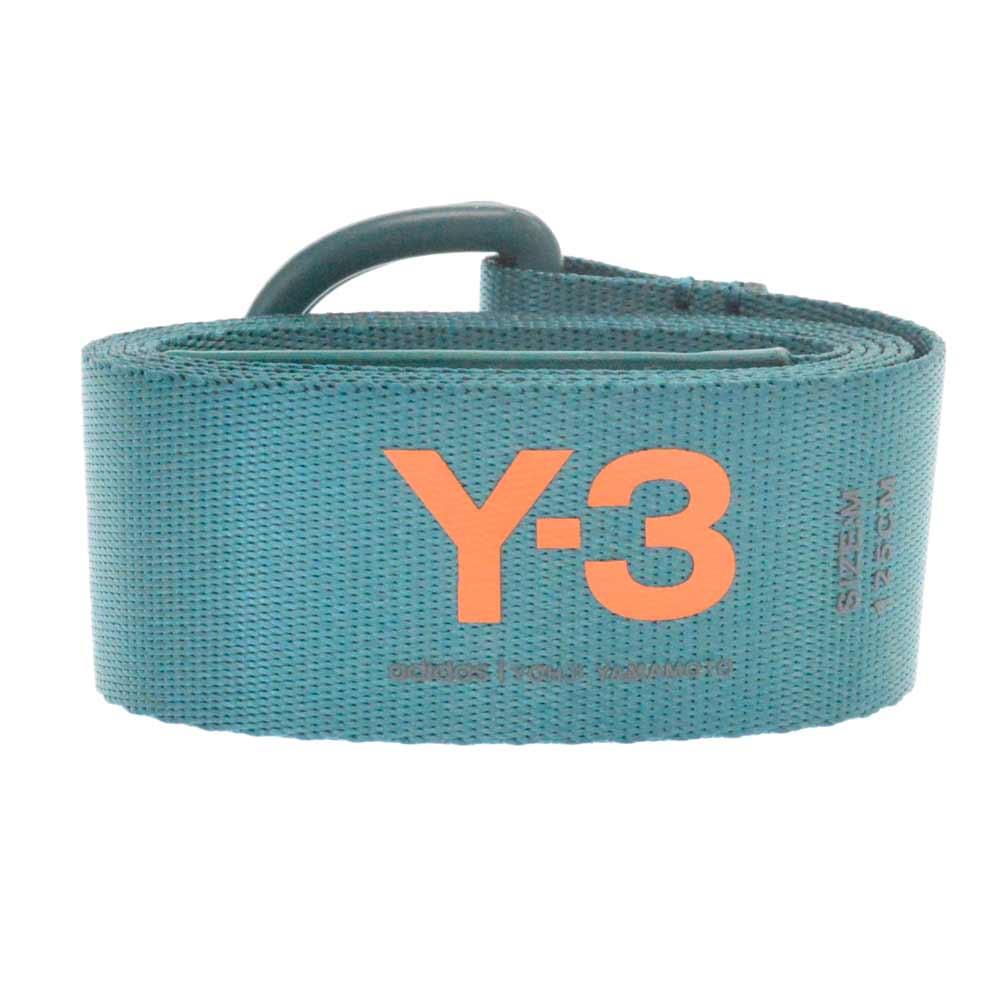 ×adidas Y-3 LOGO RING BELT ロゴリングベルト