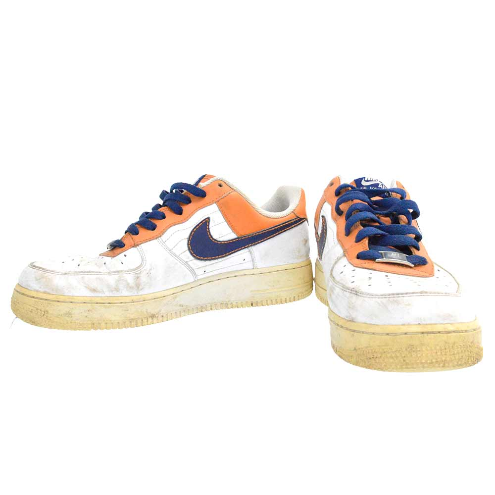 AIR FORCE 1 LOW CB CHARLES BERKELEY 2007年製