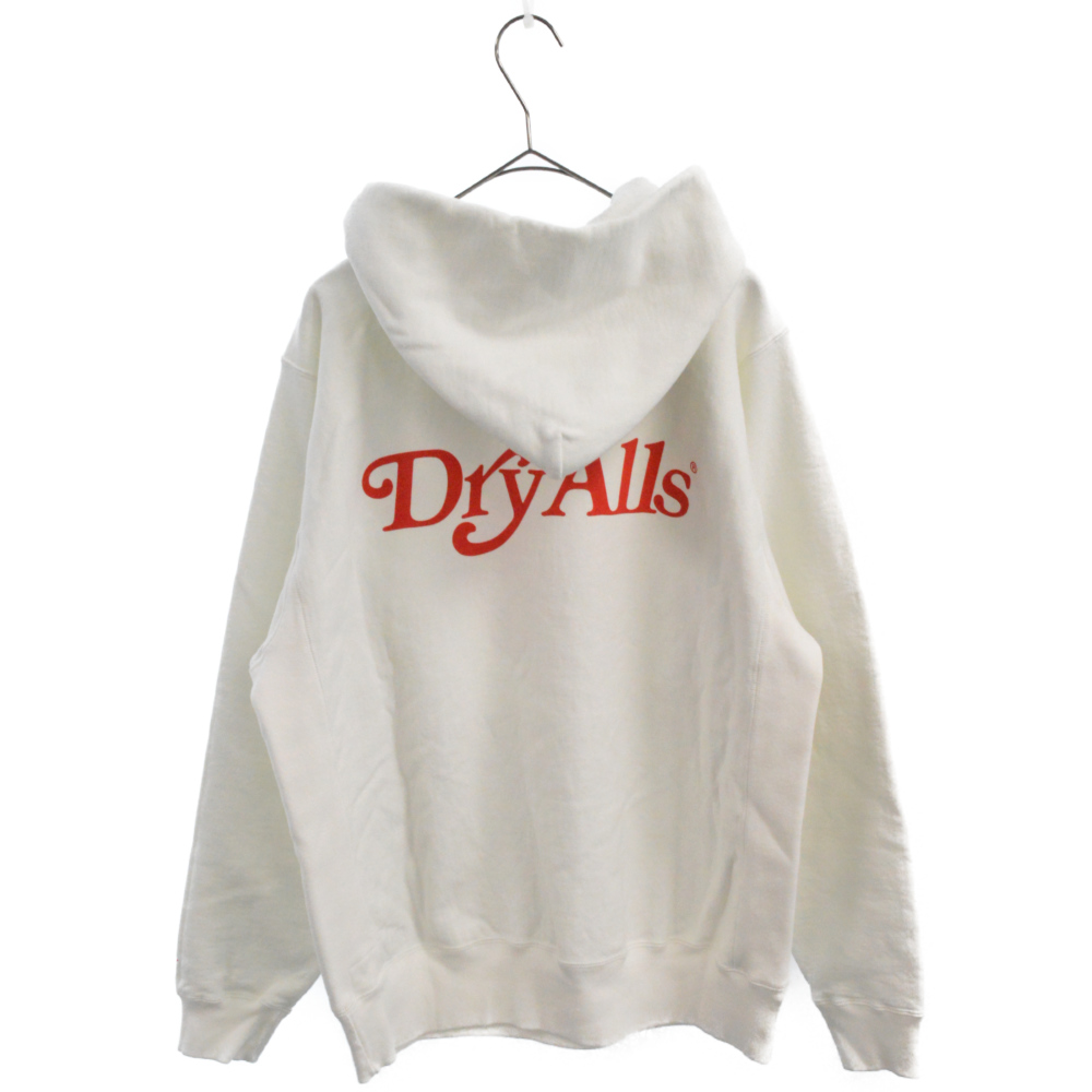 ×Girls Don't Cry VERDY HARAJUKU DAY限定 PIZZA HOODIE GDC #3 パーカー