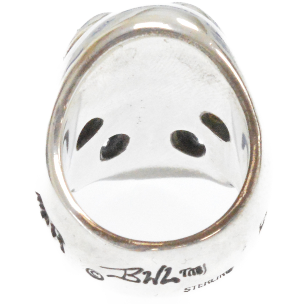 R408 Master Skull Ring マスター スカル リング ミディアム