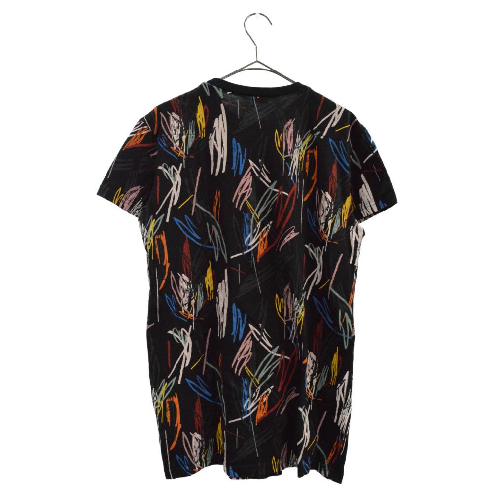ペイント半袖Tシャツ