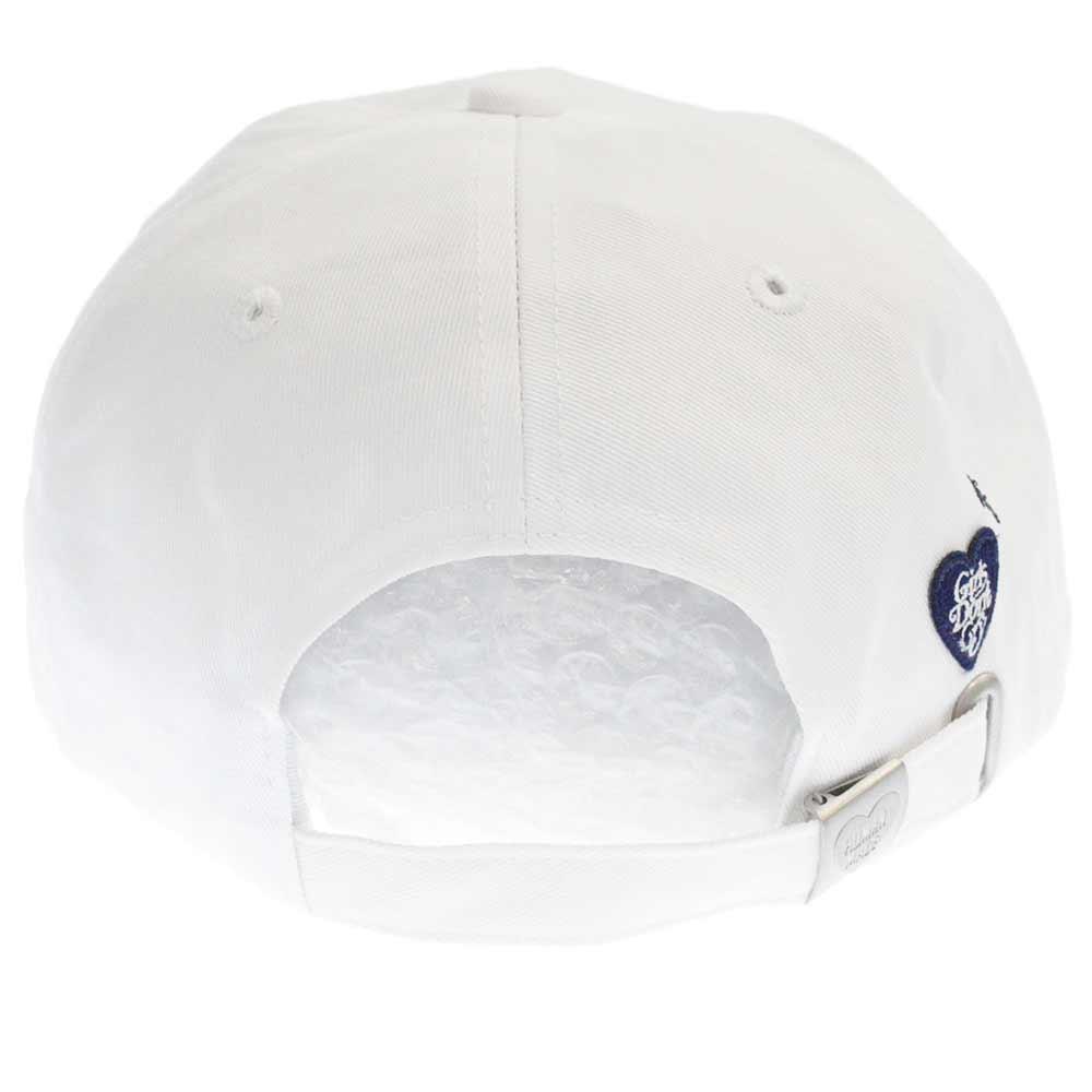 ×Girls Don't Cry TWILL 6PANEL CAP GDC ロゴ刺繍 6パネル ツイルキャップ 帽子
