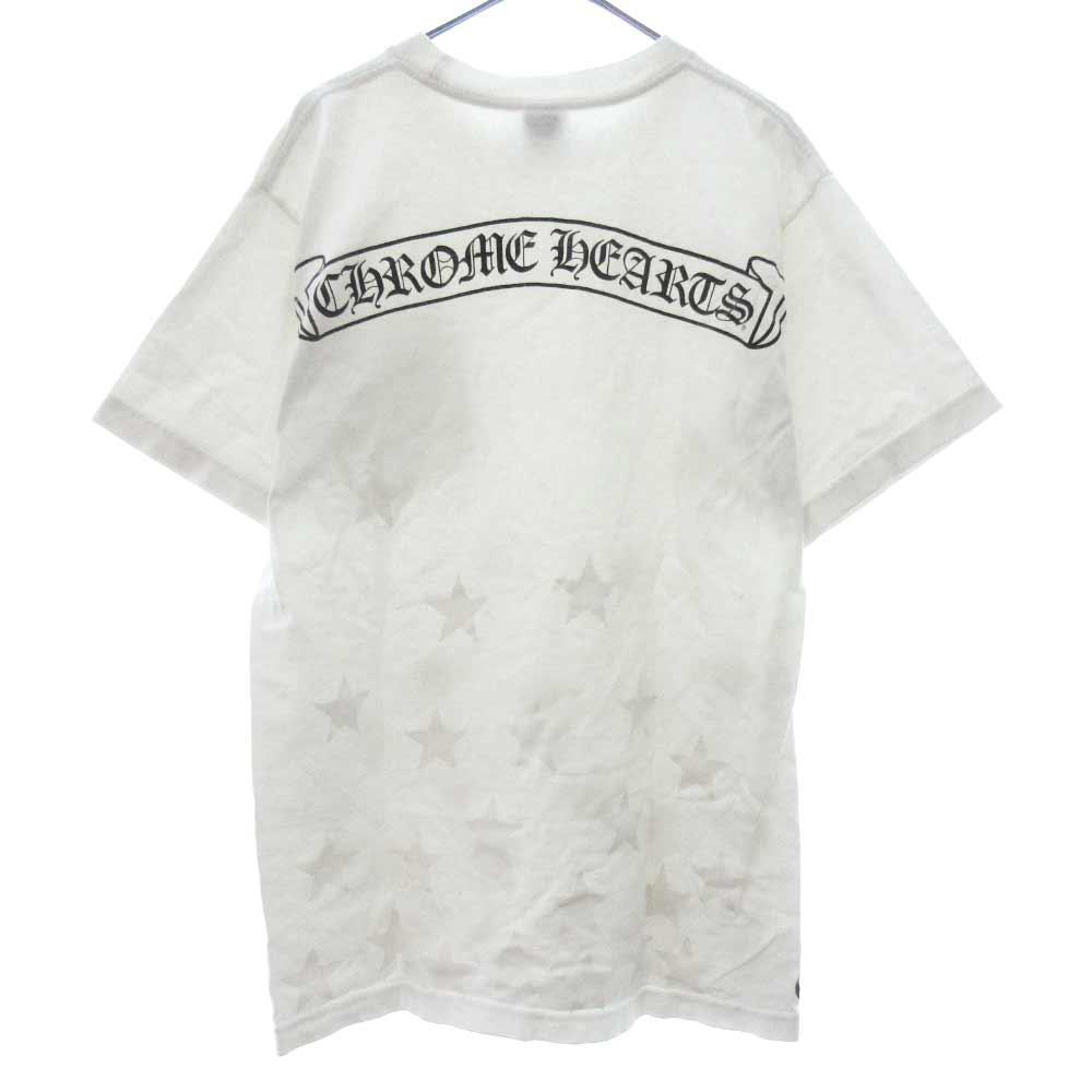 ロゴスター胸ポケット半袖Tシャツ