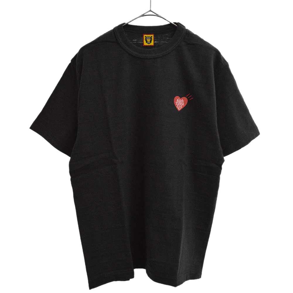 ×Girls Don't Cry クルーネック 半袖 Tシャツ
