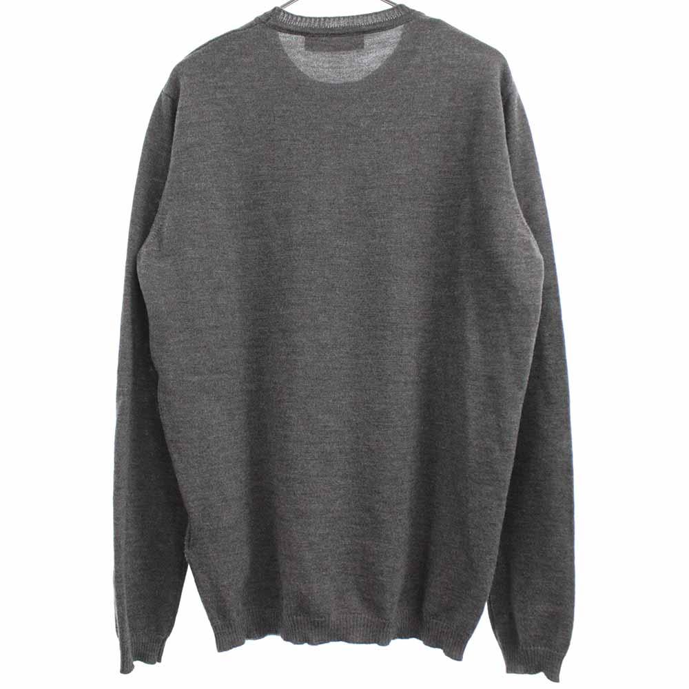 バグズキャットウールニットセーター