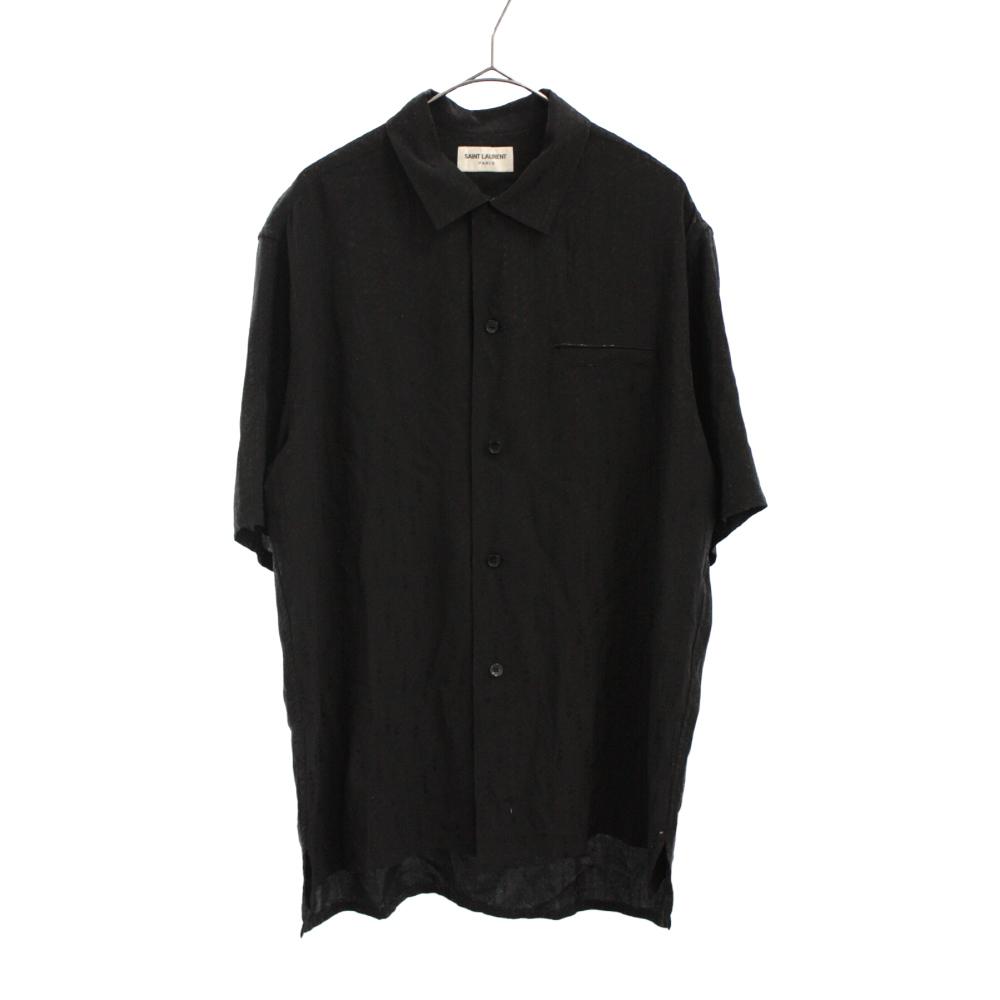 Silk Vacation Shirt シルク バケーション シャツ 半袖 総柄