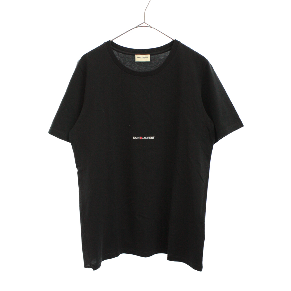 フロントロゴプリント半袖Tシャツ