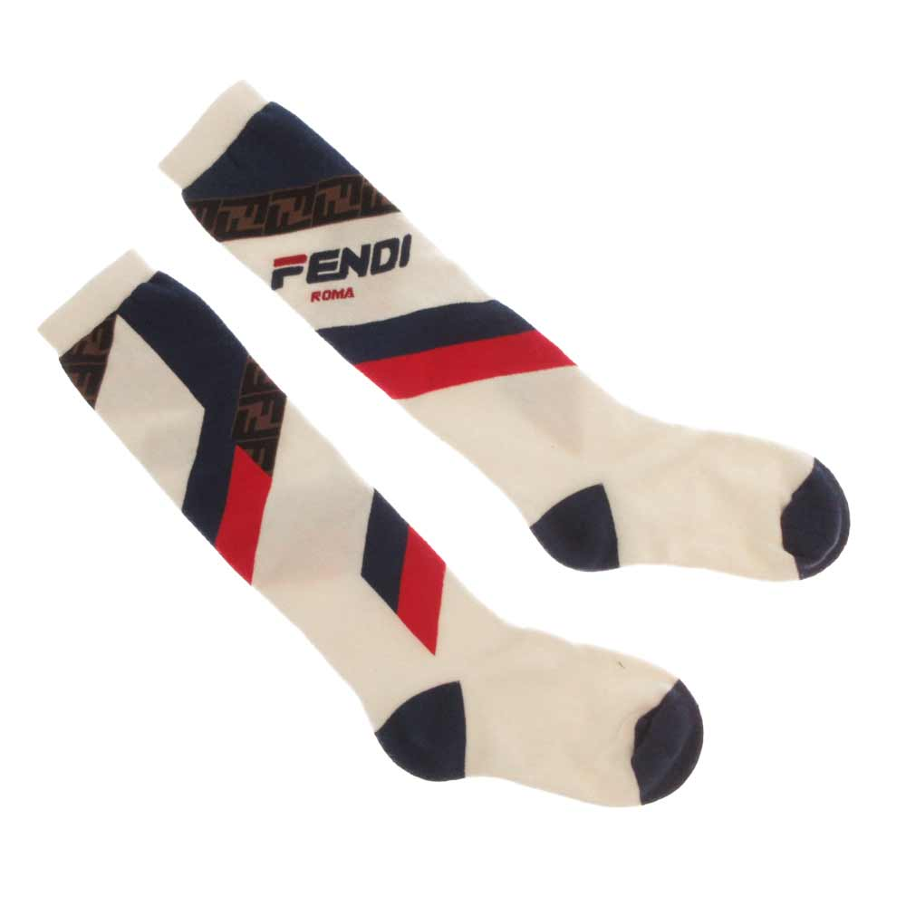 ×FILA FENDI Mania Logo Socks×フィラ フェンディマニアロゴソックス 靴下
