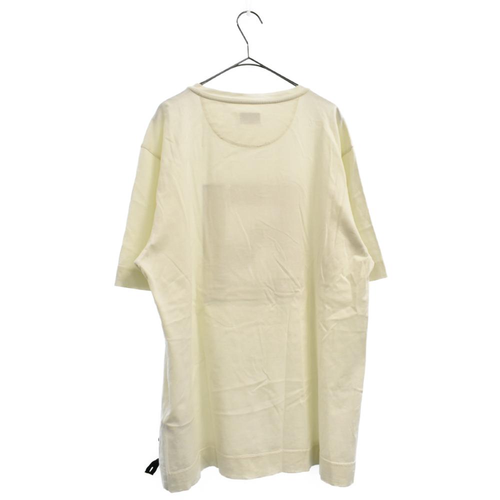 FFロゴクルーネック半袖 Tシャツ