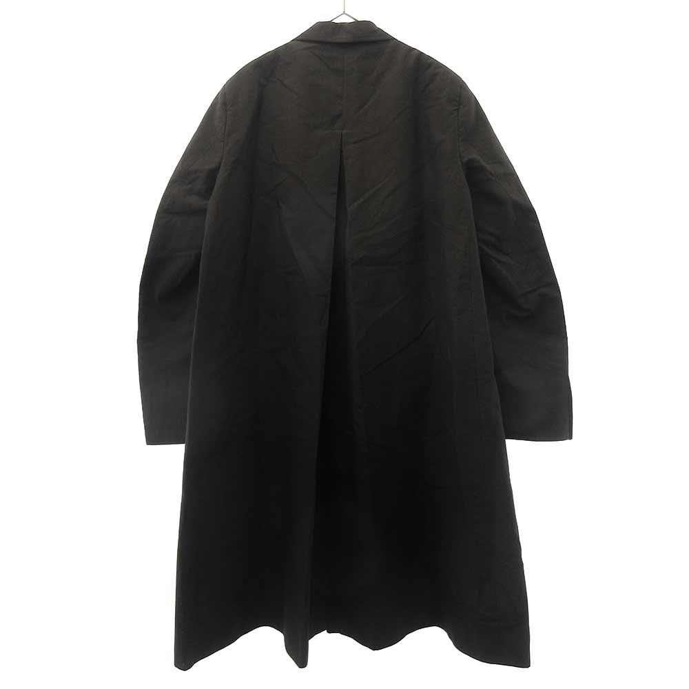 ダブルロングチェスターコート ジャケット