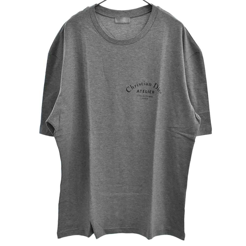 AETLIER アトリエロゴプリントTシャツ