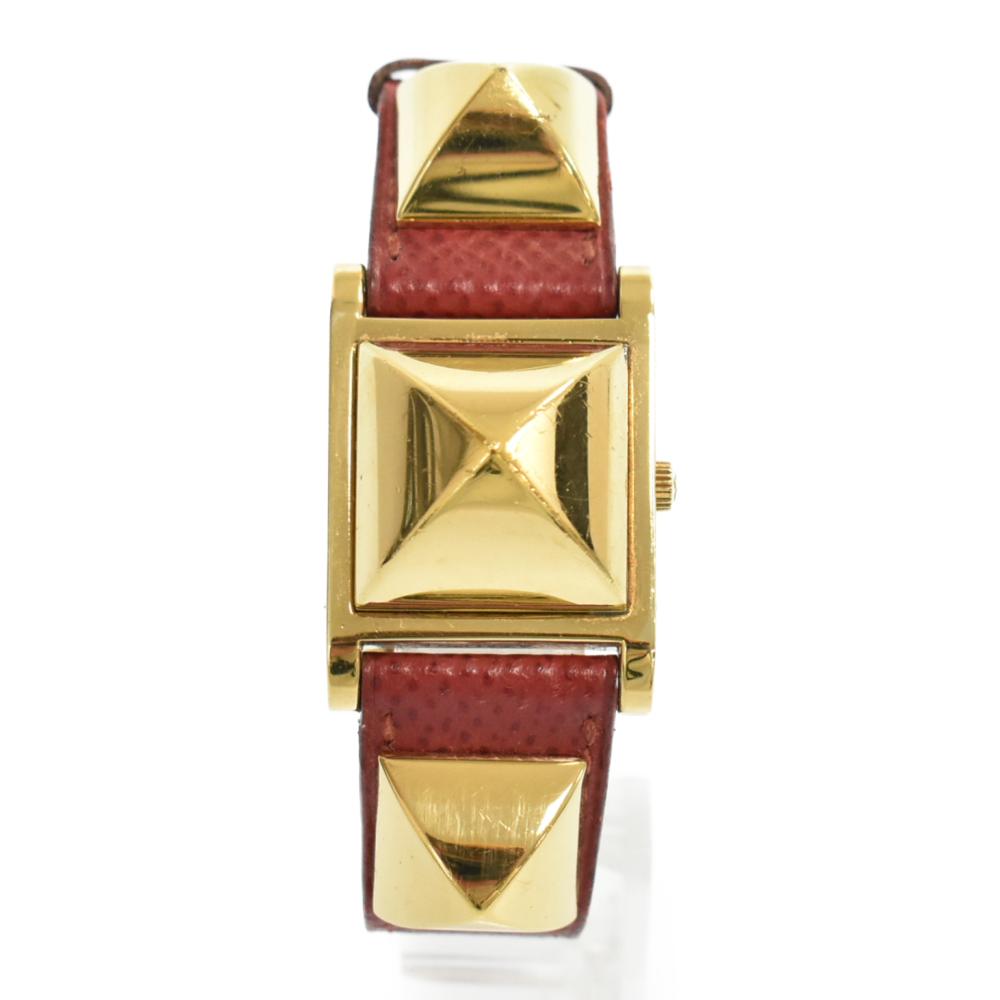 メドール クオーツ ウォッチ 腕時計